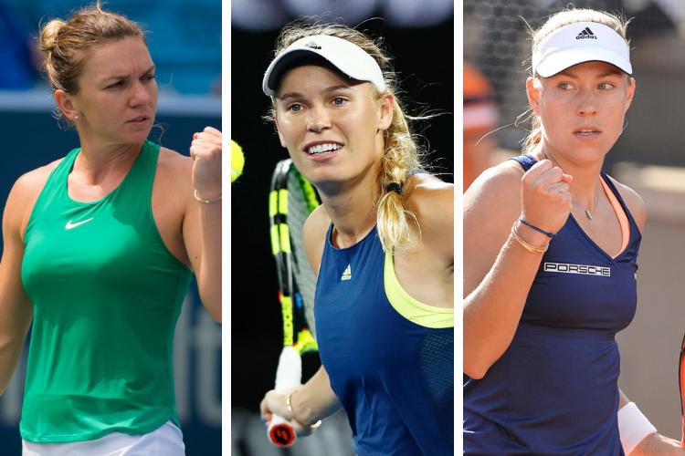 Ranking WTA (Singles) del 10 de Septiembre de 2018