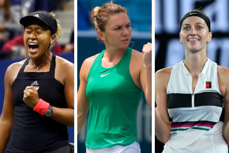 Ranking WTA (Singles) del 4 de Marzo de 2019