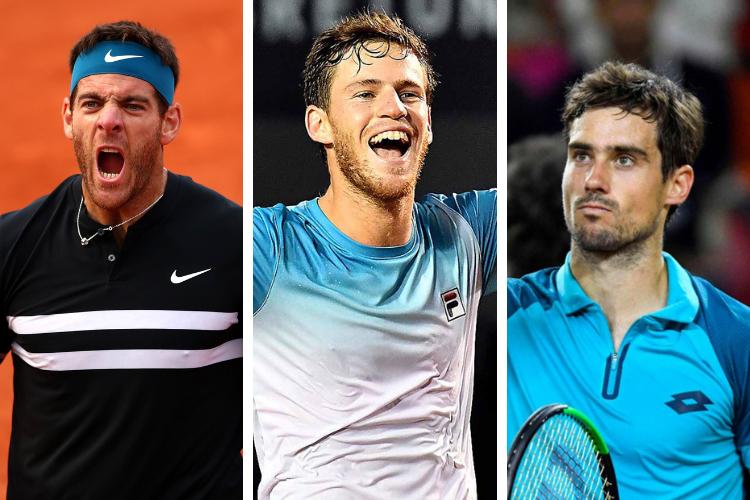 Ranking ATP (Singles) del 11 de Febrero de 2019 (Argentinos)
