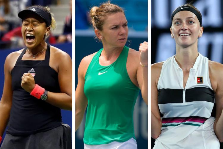 Ranking WTA (Singles) del 25 de Febrero de 2019