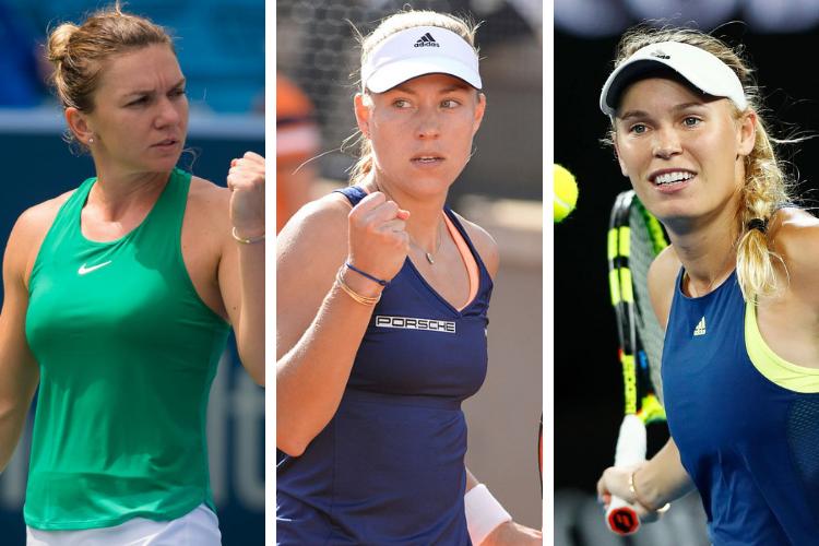 Ranking WTA (Singles) del 29 de Octubre de 2018