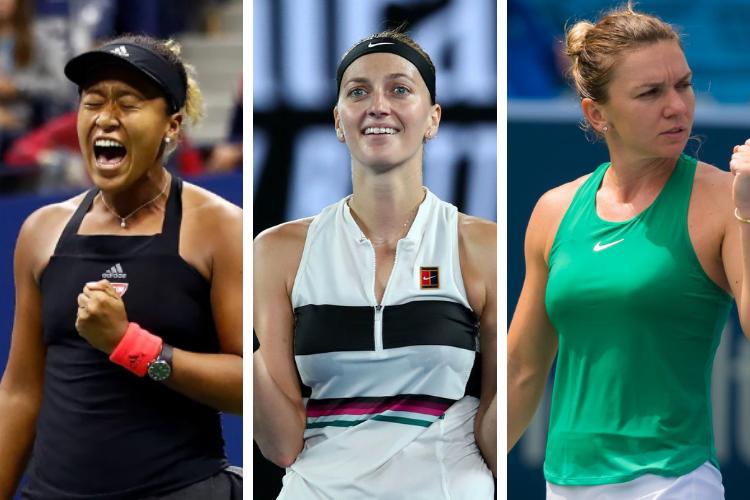 Ranking WTA (Singles) del 28 de Enero de 2019