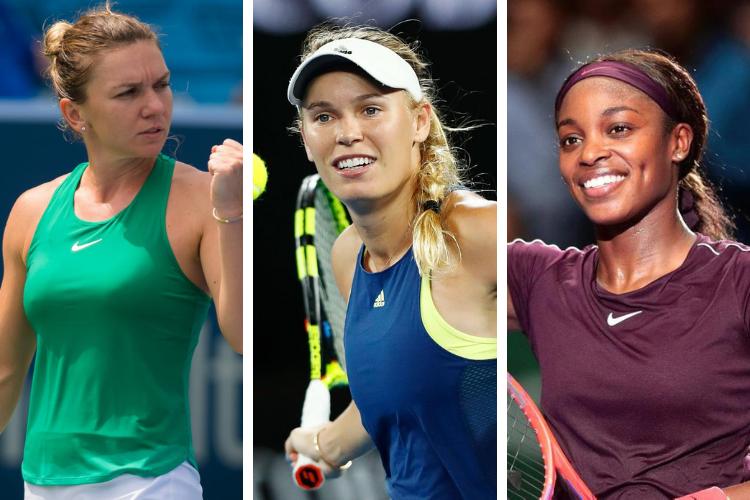 Ranking WTA (Singles) del 13 de Agosto de 2018