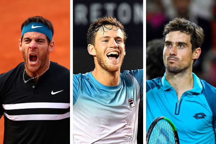 Ranking ATP (Singles) del 25 de Febrero de 2019 (Argentinos)