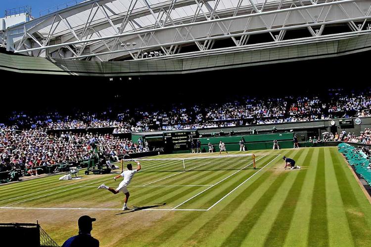 Wimbledon: A 100 días del comienzo, así fue anunciado en redes sociales