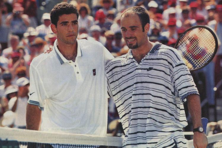 Un día como hoy: Andre Agassi alcanzaba el Nº 1 del ranking ATP