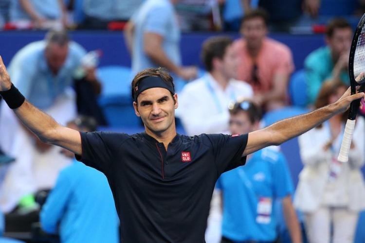 Roger Federer se convirtió en el tenista con más semanas de permanencia en el Top 100 del ranking ATP