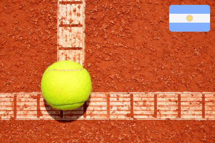 El ranking de jugadores Argentinos con más victorias en arcilla en la historia del tenis