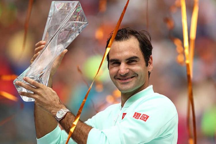 Roger Federer logró su título 101 en el Masters 1000 de Miami