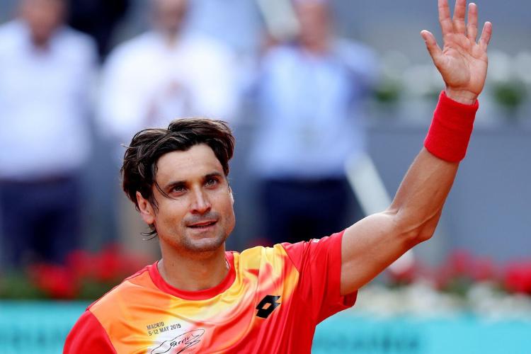 David Ferrer se retiró del tenis profesional