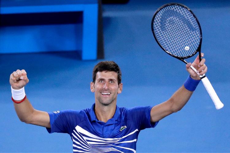 Novak Djokovic llegó a las 250 semanas como Nº 1 del ranking ATP