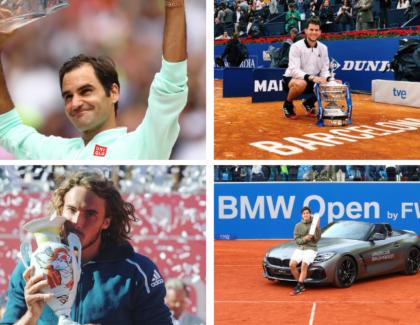 Títulos ATP 2019