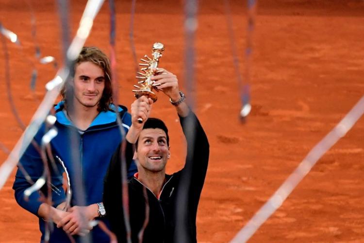 El Masters 1000 de Madrid fue para Novak Djokovic