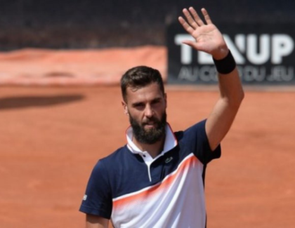 Benoit Paire se consagró campeón ATP 250 Lyon