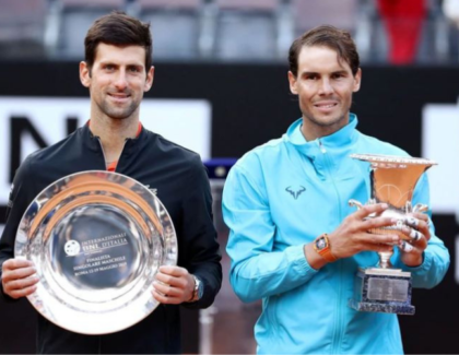 Rafael Nadal venció a Novak Djokovic y se consagró campeón en el Masters 1000 de Roma