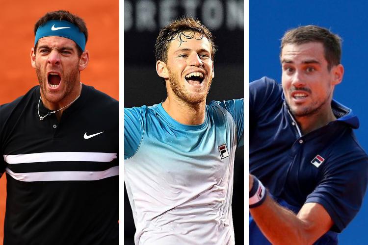 Ranking ATP (Singles) del 27 de Mayo de 2019 (Argentinos)