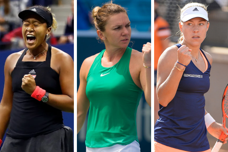 Ranking WTA (Singles) del 13 de Mayo de 2019