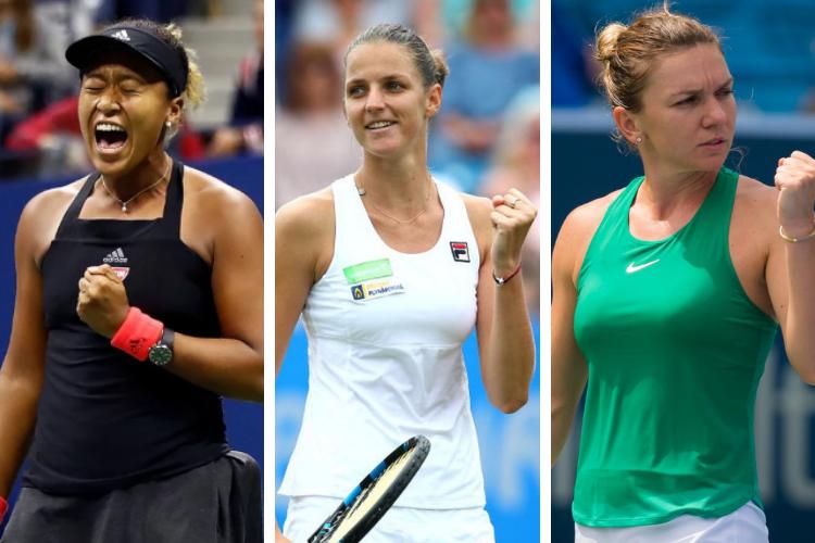 Ranking WTA (Singles) del 20 de Mayo de 2019