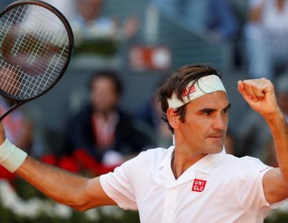 Roger Federer llegó a las 1200 victorias