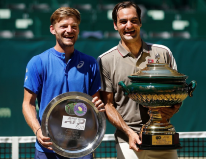 Roger Federer se consagró campeón ATP 500 Halle