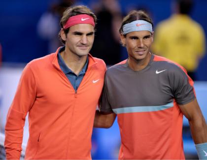 Roger Federer y Rafael Nadal semifinalistas en Roland Garros