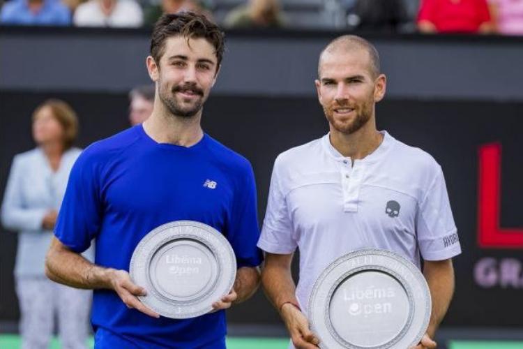 Adrian Mannarino se consagró campeón ATP 250 s-Hertogenbosch