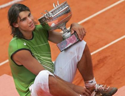 Un día como hoy: Rafael Nadal ganaba su Primer Título en Roland Garros