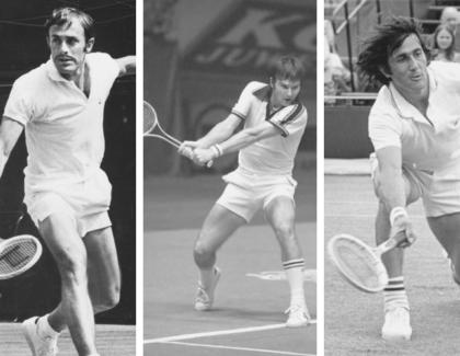 Ranking Retro ATP (Singles) del 3 de Junio de 1974