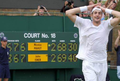 Un día como hoy: El partido más largo de la historia del tenis