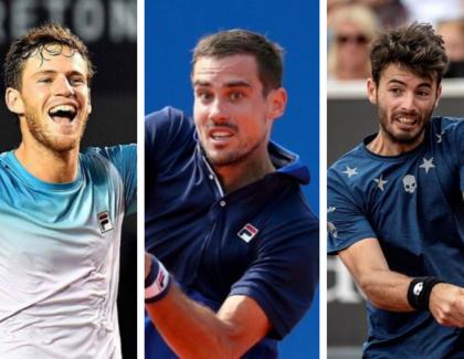 Ranking ATP (Singles) del 20 de Enero de 2020 (Argentinos)