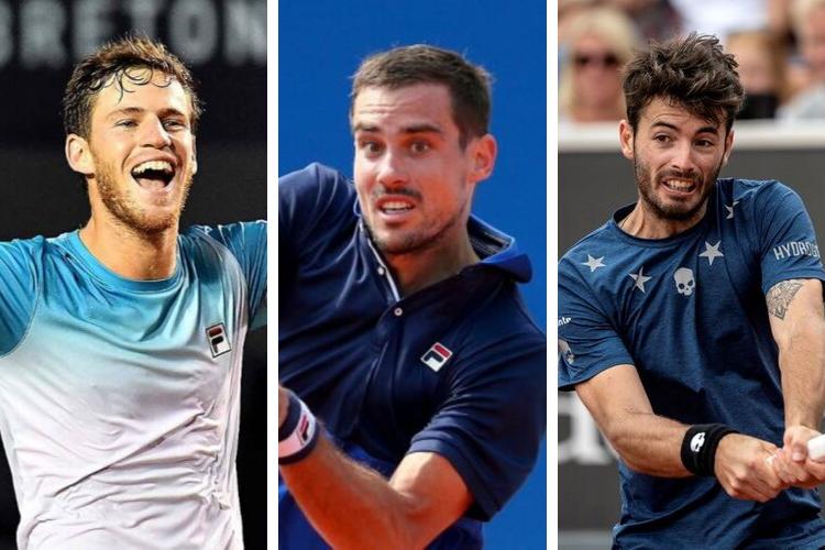 Ranking ATP (Singles) del 14 de Octubre de 2019 (Argentinos)