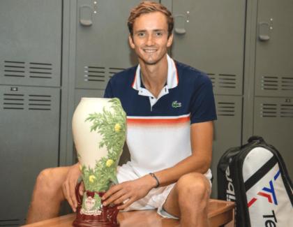 Primer título de Masters 1000 para Daniil Medvedev en Cincinnati