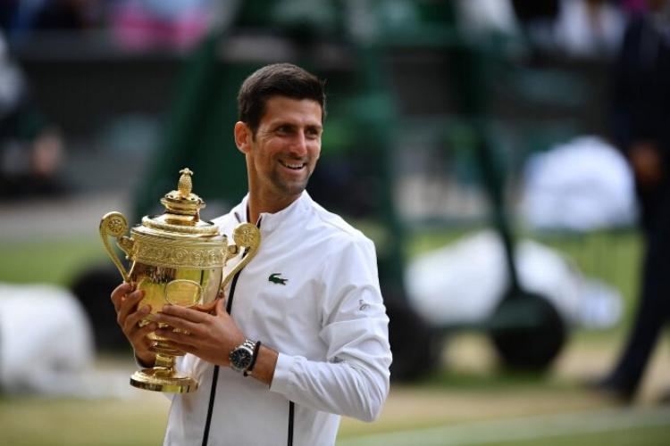 Lo más relevante en Julio: Djokovic en Wimbledon