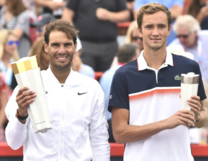 En Montreal, Rafael Nadal logró el Masters 1000 número 35 de su carrera