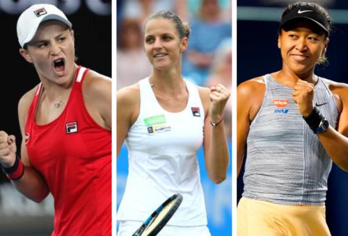 Ranking WTA (Singles) del 13 de Enero de 2020