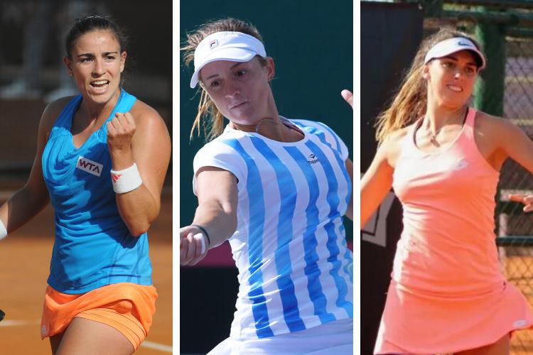 Ranking WTA (Singles) del 4 de Noviembre de 2019 (Argentinas)