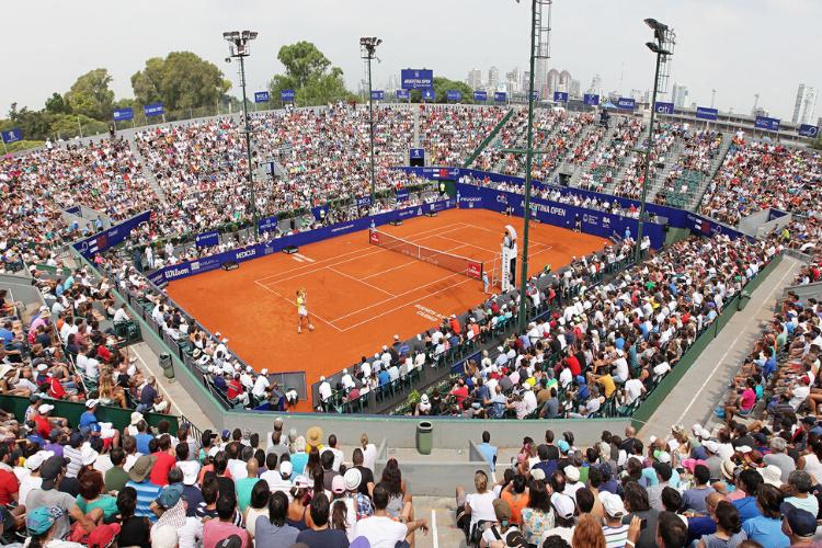 Argentina Open 2020: jugadores confirmados