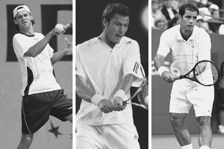 Ranking Retro ATP (Singles) del 4 de Diciembre del 2000