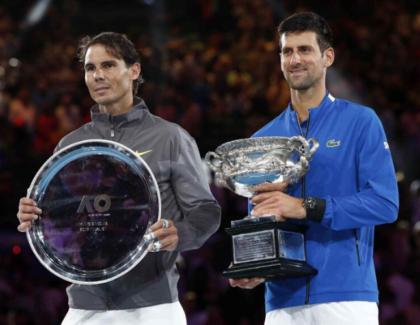 Novak Djokovic y su séptimo título en el Australian Open