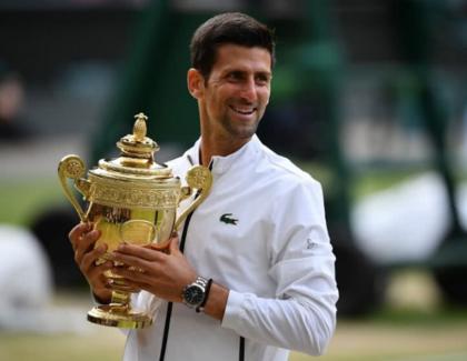 Novak Djokovic se consagró campeón en Wimbledon