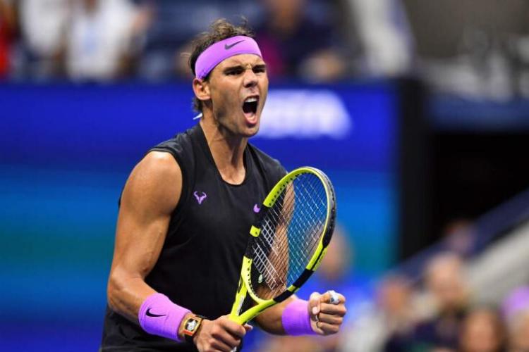 El US Open fue para Rafael Nadal