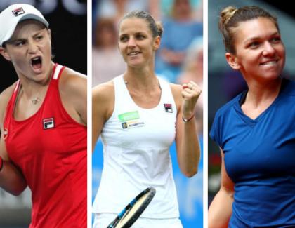 Ranking WTA (Singles) del 20 de Enero de 2020