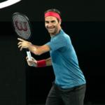 Roger Federer ya se encuentra en Melbourne